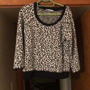 Maurice's women's sweater, size large.